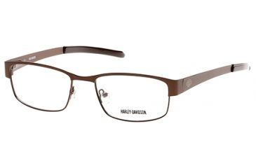 5197b0f8ed8 Harley Davidson Eyewear HD0721 Single Vision Prescription Eyeglasses ...