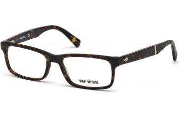 76590795ef5 Harley Davidson Eyewear HD0774 Eyeglass Frames - Dark Havana Frame Color