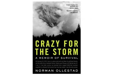 Harper Collins Pub Crazy For The Storm 978-0061766787