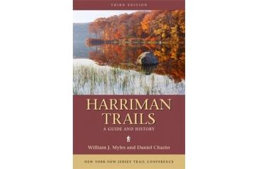 Harriman Trls Guide/history, Myles, Publisher - Ny/nj Trail Confrnce