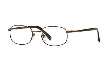 Hart Schaffner Marx HSM 728 SEHS 072800 Eyeglass Frames - British Tan SEHS 0728005445 BN