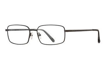 Hart Schaffner Marx HSM 823 SEHS 082300 Eyeglass Frames - Black SEHS 0823005745 BK