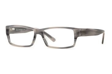 Hart Schaffner Marx HSM 921 SEHS 092100 Bifocal Prescription Eyeglasses - Grey Horn SEHS 0921005440 GY