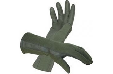 Hatch BNG220 Tactical Flight Gloves w/Nomex, 763 - Foilage, Large 1011245