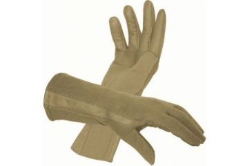 Hatch Bng230 Tactical Flight Gloves Wnomex H0767 Coyote Tan Medium 1011471