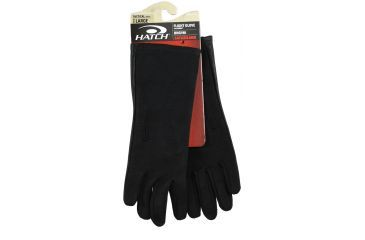 Hatch Tactical Flight Glove with NOMEX BNG190, Black, S