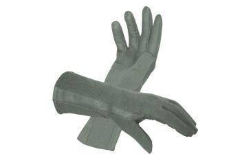 Hatch Tactical Flight Glove with NOMEX, Application: Military, Flight, Law Enforcement, Color: Foliage, Fabric/Material: Nomex, Leather, Gender: Unisex, Tactical: Yes, Weather Resistance: Heat Resistant