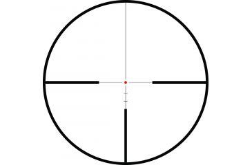Hawke Sport Optics Endurance 30 SF 6-24x50 LR Dot IR, Black HK6430