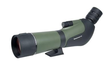Hawke Sport Optics Endurance ED 16-48x68 Angled Spotting Scope, Green HT3803
