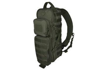 Hazard4 Evac Plan-B Sling Pack, OD Green EVC-PLB-GRN