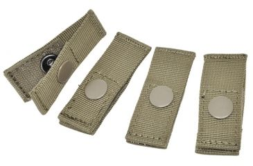 Hazard4 MOLLE PAL Pack of 4, Coyote ACS-MPAL-CYT