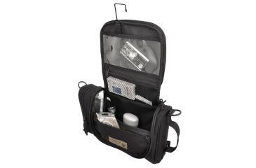 Hazard4 Reveille Toiletry Bag, Black RVL-CRD-BLK