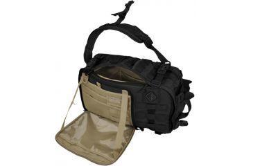 Hazard4 SecondFront Rotatable Backpack, Black BKP-2NDF-BLK
