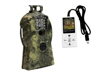 HCO Outdoor Products HCO SG570V InfraRed Scouting Camera, w/ Viewer, Camouflage, Camouflage SG570V