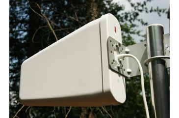 HCO Outdoor Products Wireless Scouting Camera Wide Band Directional High Gain Antenna, White ATN-GSM-411