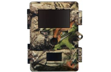 HCO Outdoor Uway Vigilant Hunter VH200HD Black Flash InfraRed Scouting Camera - Wide Angle, Camouflage VH200HD