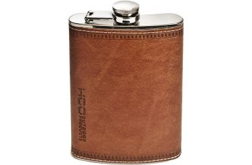 HCO Outdoor Products Stainless Steel Hip Flask FLASK PROMO