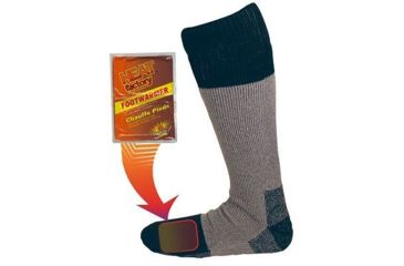 Heat Factory Wool Sock w/Pocket On Toes For Heat Warmer 40148