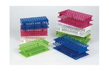 Heathrow OneRack Test Tube Racks HSV111000020 Delrin Racks, Full-Size