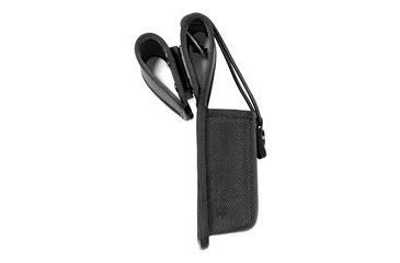 Heros Pride Radio Holder With Swivel - Universal Fit - Ballistic, Black 1040