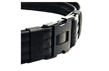 Heros Pride Replacement Buckle System For 2-1/4in Duty Belt - Triple Lock, Black 1290