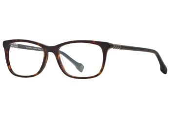 Hickey Freeman HF Amsterdam SEHF AMST00 Progressive Prescription Eyeglasses - Tortoise SEHF AMST005440 TO