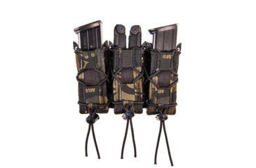 2-High Speed Gear HSGI Triple Pistol TACO Molle Mag Pouch