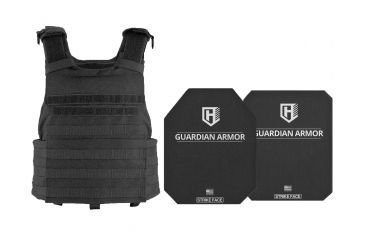 HighCom Security APC Series Rifle Armor Kit Plate Carrier w/Guardian 4S17 Ceramic Plates/  sc 1 st  OpticsPlanet.com & HighCom Security APC Series Rifle Armor Kit Plate Carrier w/Guardian ...