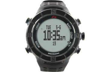 Highgear Alit-XTss w, Altimeter, Barometer Digital Compass, Thermometer, Chrono 20500HG