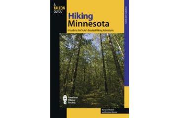 Hiking Minnesota 2nd, John Pukite, Publisher - Globe Pequot Press