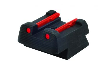1-HiViz Fiber Optic Rear Family Sight for CZ 75, 85, P-01