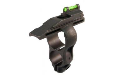 Hiviz Henry's Sight for H001M .22MAG, Interchangeable Front Sight, Red/Green HHVS001M