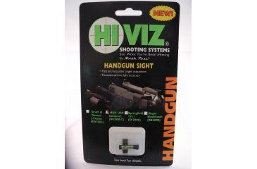 Hiviz HK2008-C-G, H & K Compact Overmolded - Green Front Sight HK2008-C-G