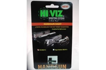 Hiviz HK2011-G, HK 45, 45C, P30,P30L,P2000 and P2000SK Fronts,Green HK2011-G
