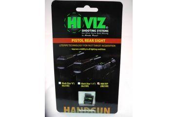 Hiviz HK2109-G, H&K Rear Sight Green HK2109-G
