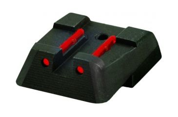 Hiviz HK2111-R, HK45, 45C, P30 and P30L Rear Sight, Red HK2111-R