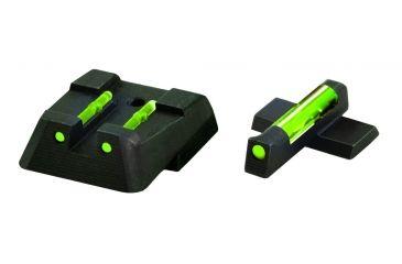 Hiviz HK2211-G, HK Front & Rear Combo, Green HK2211-G