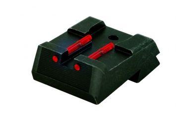 Hiviz KB2110-R, Kimber Rear Sight, Red KB2110-R