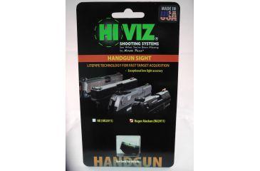 Hiviz RA2011-G, Ruger Alaskan, Front Sight Green RA2011-G