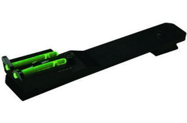 Hiviz Rifle/Shotgun Fully Adjustable 3/8 inch Dovertail Rear Sight UNI2006