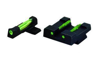1-HiViz Sig Front/Rear Illuminated Night Sight Combo Pack
