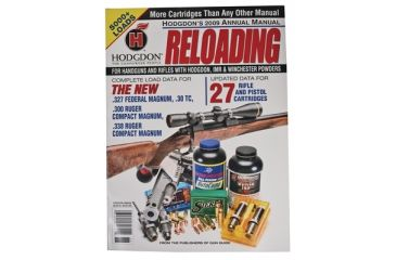 "Hodgdon Powder ""Hodgdon Annual Manual 2009 Reloading Reference"""