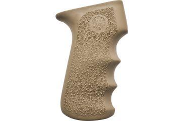 Hogue Ak 47ak 74 Rubber Gun Grip With Finger Grooves Desert Tan 74003 1h Gu 74003