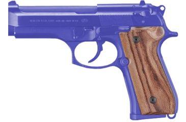 Hogue Kingwood Checkered Grip - Beretta 92 92611
