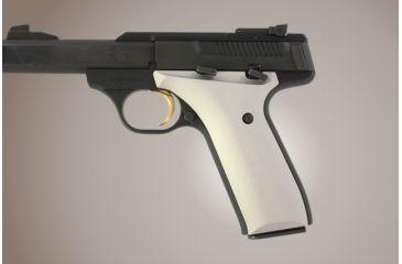 Hogue Browning Buckmark Urx Aluminum Matte Clear Anodized 72144