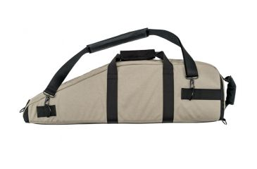 8-Hogue Gear Soft Rifle Bag w/Handles and Front Pocket
