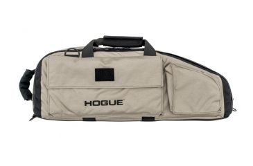 1-Hogue Gear Soft Rifle Bag w/Handles and Front Pocket