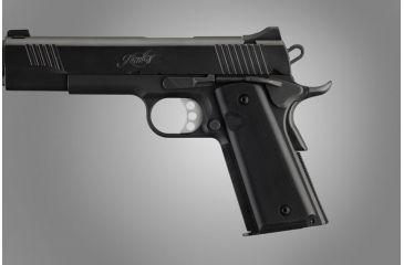 Hogue Govt Model 932 Thick G 10 Black 01449