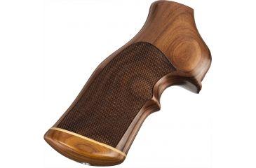 Hogue Ruger GP100/Super Redhawk Handgun Grip Pau Ferro Top Finger