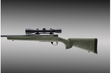 Hogue Howa 1500weatherby L A Standard Barrel Full Bed Block Ghillie Green 15803